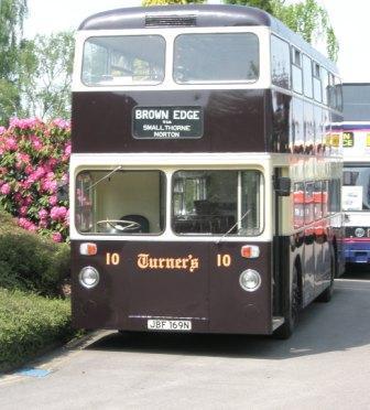 Turner's Buses